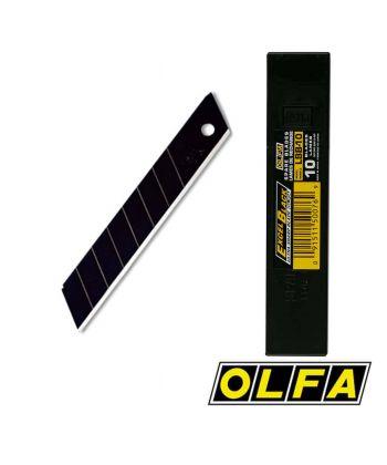 Lames EXCEL BLACK 18mm - étui 10 lames