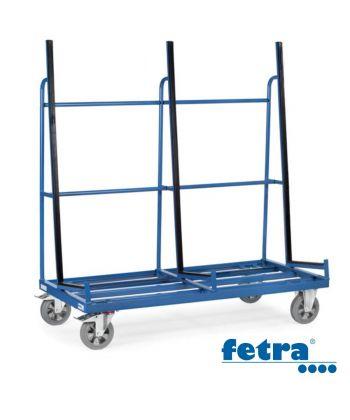 Chariot mobile de stockage de panneaux