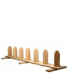 Ratelier de sol pour 7 rouleaux (150cm maxi)