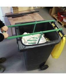 Presse pour poubelle 240L