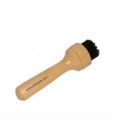 Brosse à rivet à poils durs