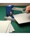 Cisaille à coins d'atelier avec couteau 6mm