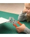 Cisaille à coins manuelle avec couteau 6mm
