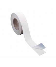 Bande de renfort adhésive blanche  40mm x 25 mètres