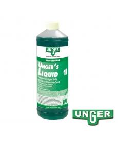 SAVON UNGER - Savon à vitres liquide concentré 1:100 (flacon 1L)