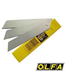 Lames acier PRO pour cutters 18mm