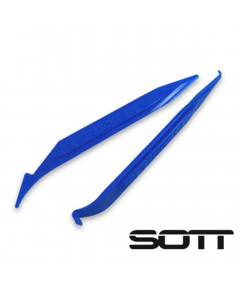 SQUAD - kit 2 outils polyvalents covering