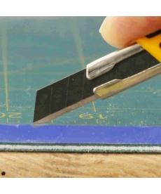 CRISTAL BLUE - Le tapis de coupe de référence