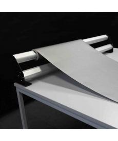 ROLL SUPPORT- dérouleur métal/alu pour table de travail