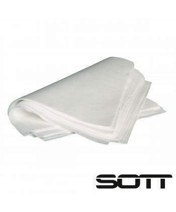 ULTRACLEAN - Tissus de nettoyage non pelucheux (100 feuilles)