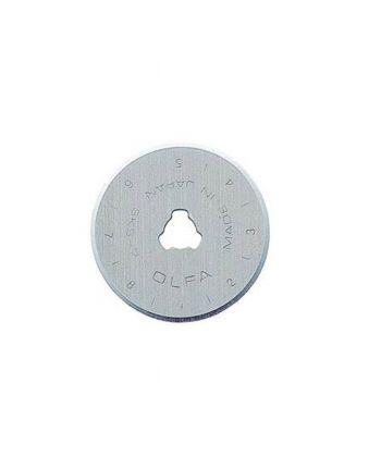 Lame ronde diamètre 28mm pour cutter à lame roulante