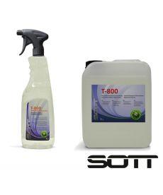 T800 DEGREASER -  dégraissant anti-cires et silicones