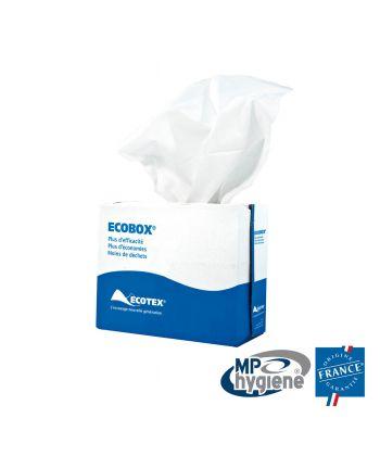 MUST BASIC - essuyage non tissé, box 100 feuilles