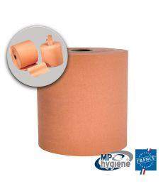 Essuyage papier chamois - bobine de 1000 feuilles 24,7x27 (65m2)