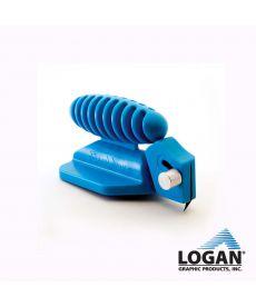 Cutter Logan COUPE LIBRE pour carton mousse