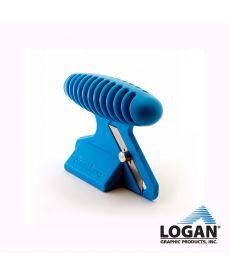Cutter Logan COUPE DROITE ou BISEAU pour carton mousse