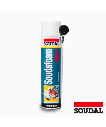 SOUDAFOAM 360° - mousse polyuréthane