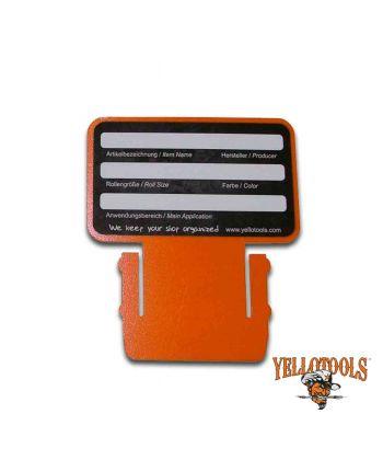 MEDIA CARD - Cartes de repérage de vinyls et supports d'impression