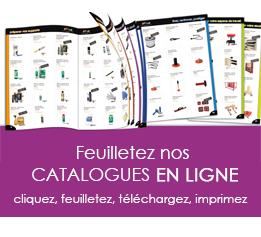 Feuilletez nos catalogues en ligne